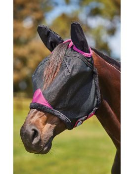 ComFiTec Deluxe Durable Mesh Mask With Ears