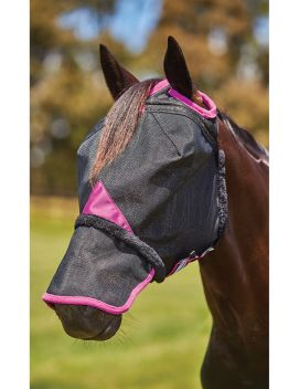 ComFiTec Deluxe Durable Mesh Mask With Nose