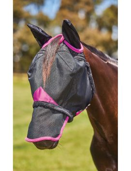 ComFiTec Deluxe Durable Mesh Mask With Ears & Nose