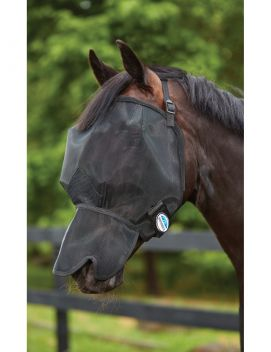 ComFiTec Double Dart Deluxe Fly Mask With Nose