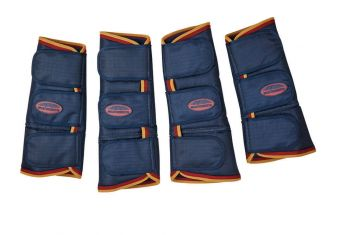 1200d Short Wide Tab Travel Boots